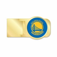 Golden State Warriors Money Clip - Gold