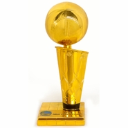"Golden State Warriors NBA Championship 18"" Replica Larry O'Brien Trophy"