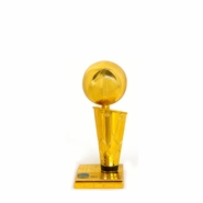 "Golden State Warriors NBA Championship 6"" Replica Larry O'Brien Trophy"