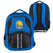 Golden State Warriors Northwest Captain Backpack - Blue/Black