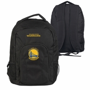 Golden State Warriors Northwest Draft Day Backpack - Black
