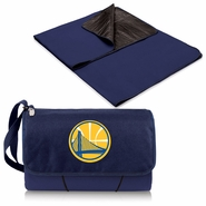 Golden State Warriors Picnic Time&reg Blanket Tote - Blue