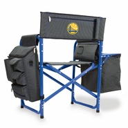 Golden State Warriors Picnic Time&reg Fusion Chair