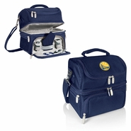Golden State Warriors Picnic Time&reg Insulated Lunch Box - Will ship 10/15