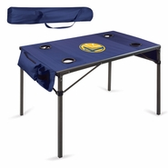 Golden State Warriors Picnic Time&reg Travel Table