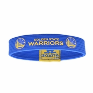 Golden State Warriors SKOOTZ Team Band - Royal/Gold