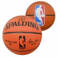 "Spalding NBA 29.5"" Full Size Replica Game Ball"