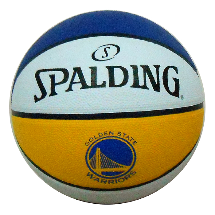 Golden State Warriors Spalding Primary Logo 3-Panel 29.5