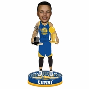 Golden State Warriors Stephen Curry Limited Edition Championship Bobblehead - Will Ship 10/5
