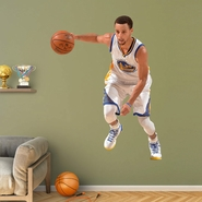 Golden State Warriors Stephen Curry No. 30 Home Jersey Fathead