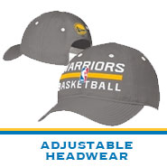 Golden State Warriors Team Store: Adjustable Headwear