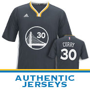 Golden State Warriors Team Store: Authentic Jerseys