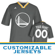 Golden State Warriors Team Store: Custom Jerseys