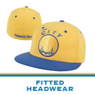 Golden State Warriors Team Store: Fitted Headwear