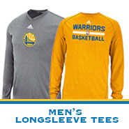 Golden State Warriors Team Store: Men's Long-sleeve
