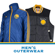 Golden State Warriors Team Store: Men's Outerwear