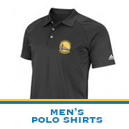 Golden State Warriors Team Store: Men's Polos