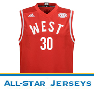 Golden State Warriors Team Store: NBA All-Star Jerseys