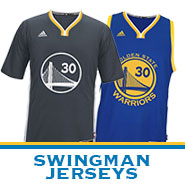 Golden State Warriors Team Store: Swingman Jerseys