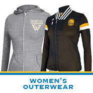 Golden State Warriors Team Store: Women's Outerwear