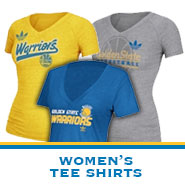 Golden State Warriors Team Store: Women's T-shirts