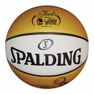 Golden State Warriors vs. Cleveland Cavaliers Spalding The Finals Match-Up Laser Ball
