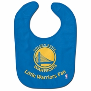 Golden State Warriors Wincraft All Pro Baby Bib