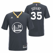 Kevin Durant Jersey: adidas Slate Swingman #35 Golden State Warriors Alternate Jersey