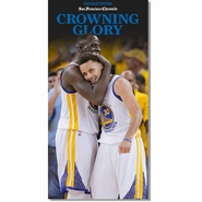 San Francisco Chronicle 6/19/2015 Issue: Warriors CROWNING GLORY Parade Extra
