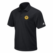 Santa Cruz Warriors adidas CLIMALITE Polo - Black