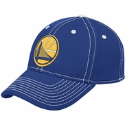 Golden State Warriors adidas Structured Tactel Flex Cap-Royal