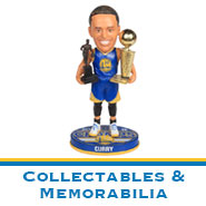 Warriors Team Store: Collectibles and Memorabilia