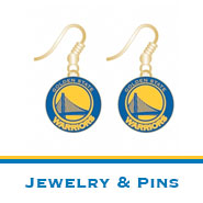 Warriors Team Stores: Jewelry and Pins