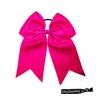 1 Hot Pink Bow