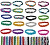 100 Braided Sports Headbands