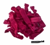 20 Pack Hair Ties Maroon