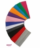 "3"" Cotton Headbands Assorted 12 Pack"