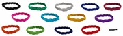 Braided Headbands 250 Pack You Pick Your Colors