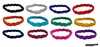 Briaded Headbands 12 Pre-Pack Assorted