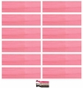 Cotton Headbands 12 Pack Light Pink
