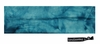 Cotton Stretch Headband Turquoise