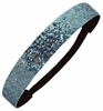 Glitter Headband Light Blue