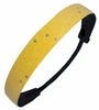 Glitter Headband Yellow
