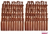 Hair-Ties-100-Pack-Brown