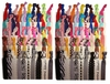Hair Ties 100 Prints and Solids