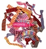 Hair Ties 20 Pack Assorted Chevrons