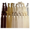 Hair Ties 20 Pack Brown Ombre
