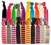 Hair Ties 20 Pack Chevron Pizazz