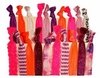Hair Ties 20 Pack Neon Tie Dye Lace