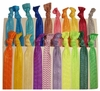 HairTies 20 Pack Summer Rainbow